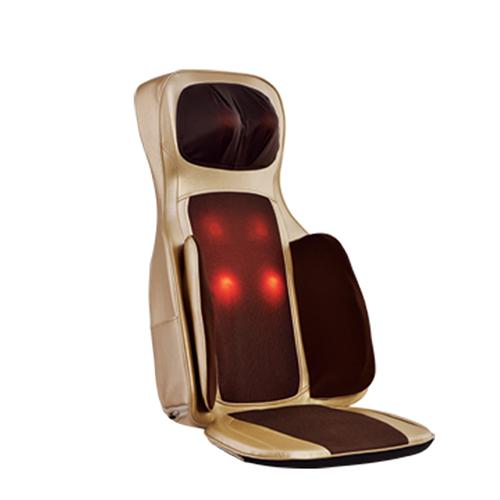 Ghế đệm massage oto hồng ngoại