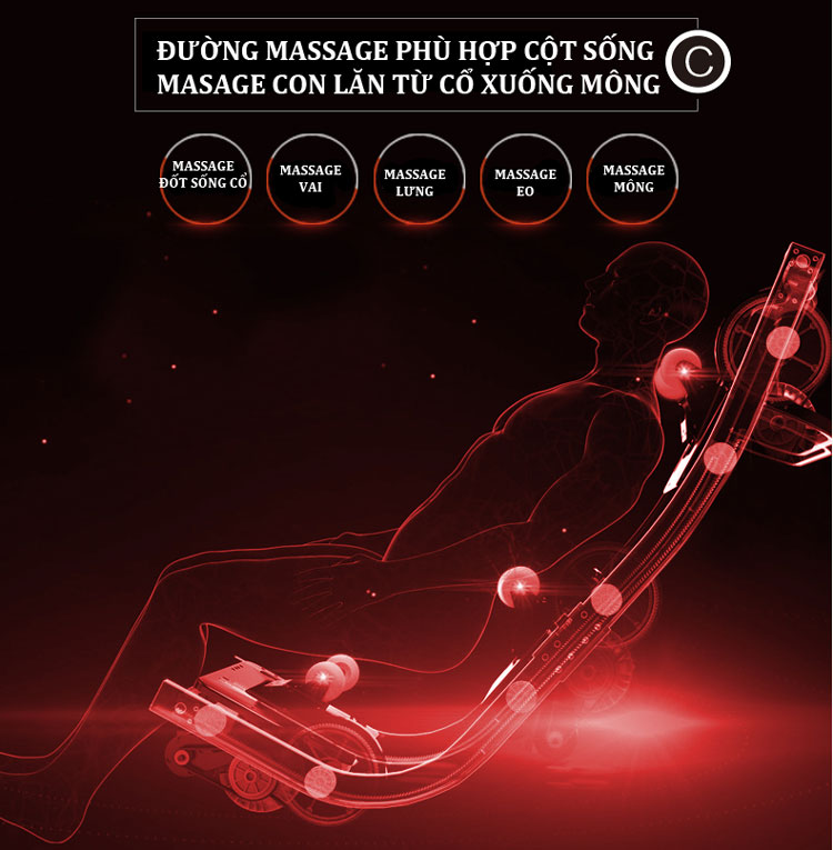 Sumi massager chair