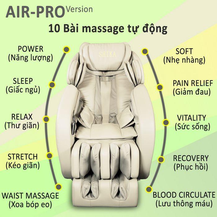 Ghế massage Sumi