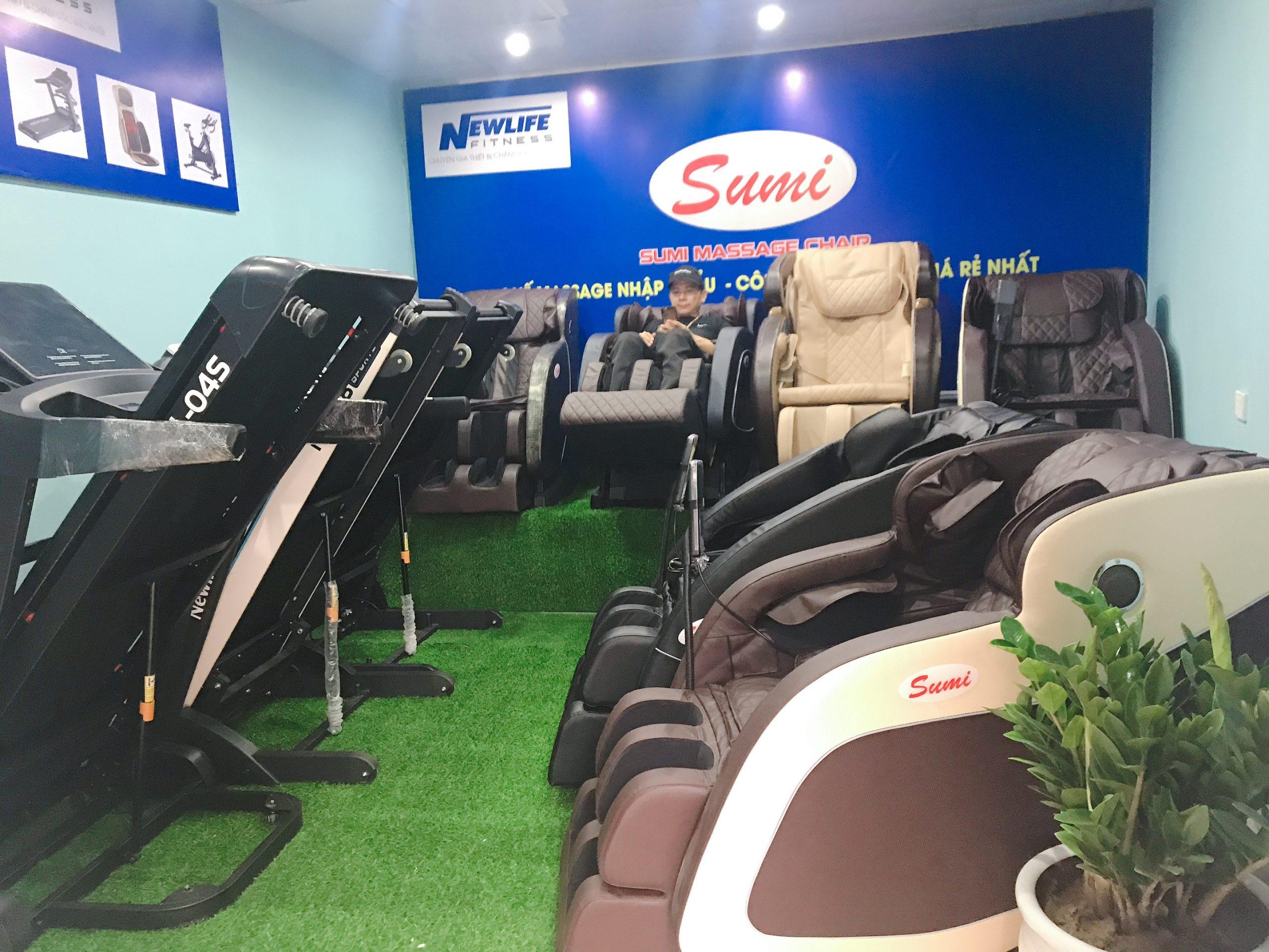 Ghế massage giá rẻ nhất Nghệ An