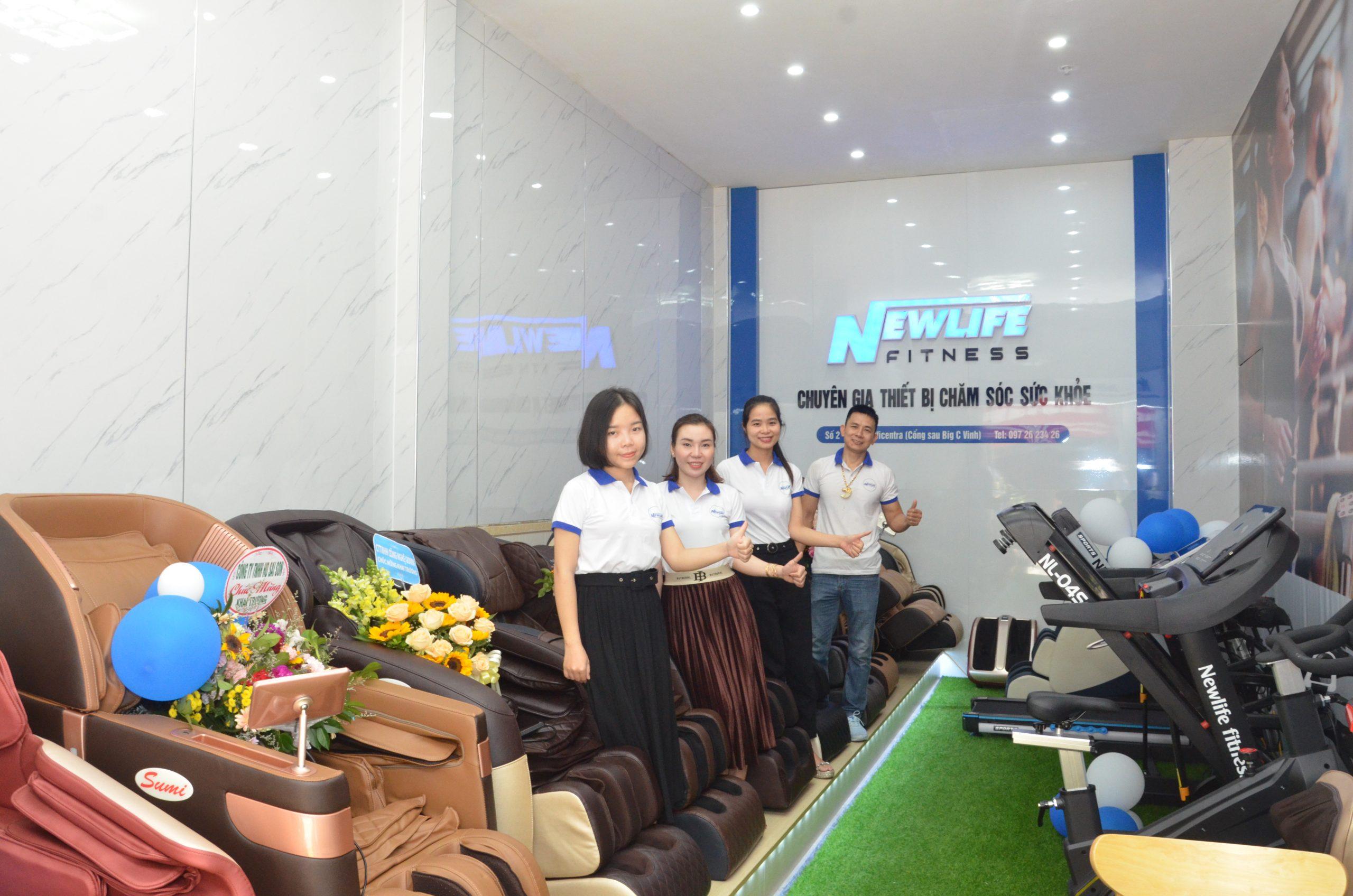 Điạ chỉ mua ghế massage giá rẻ tại Nghệ An
