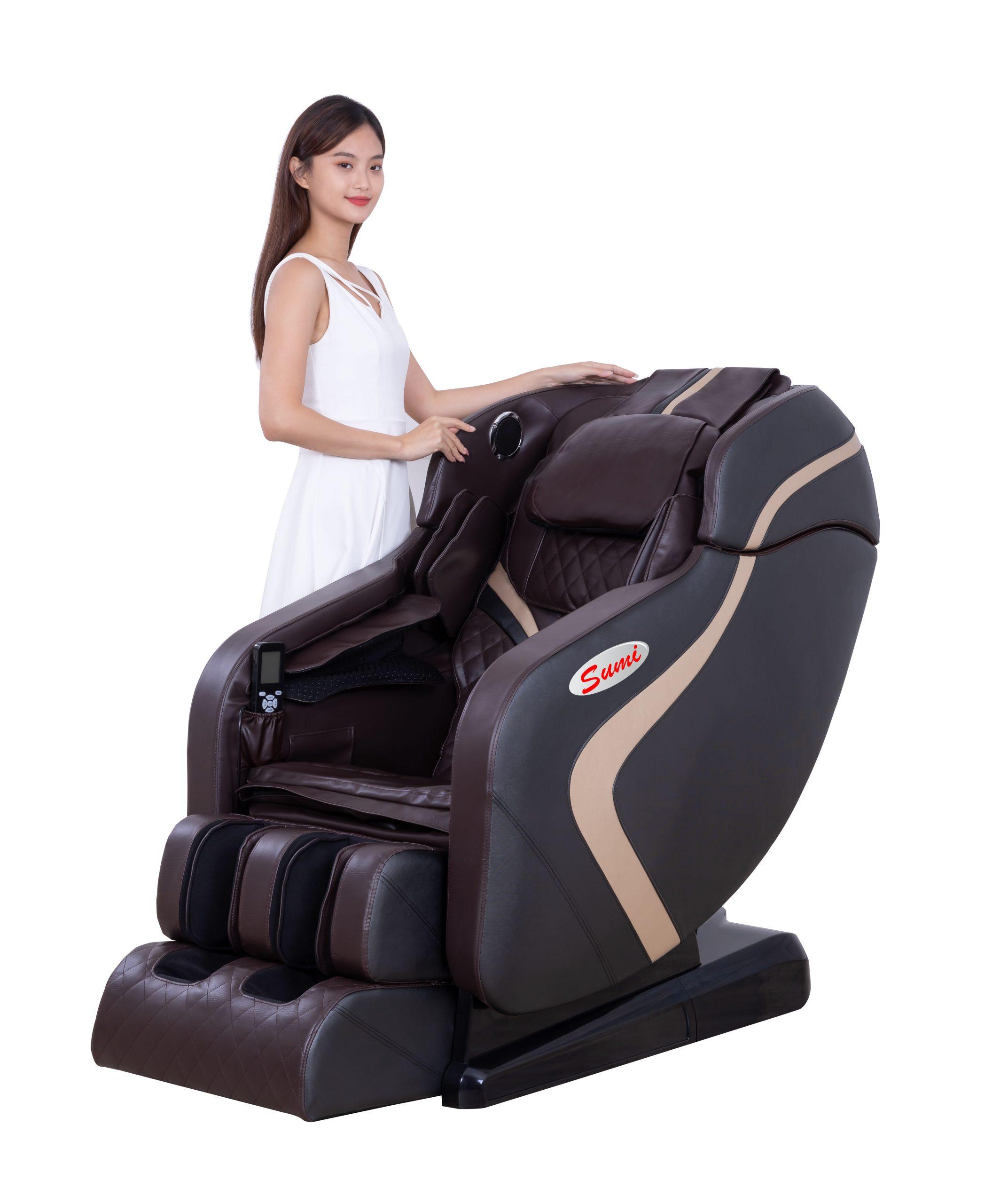 Ghế massage toàn thân Sumi X9S