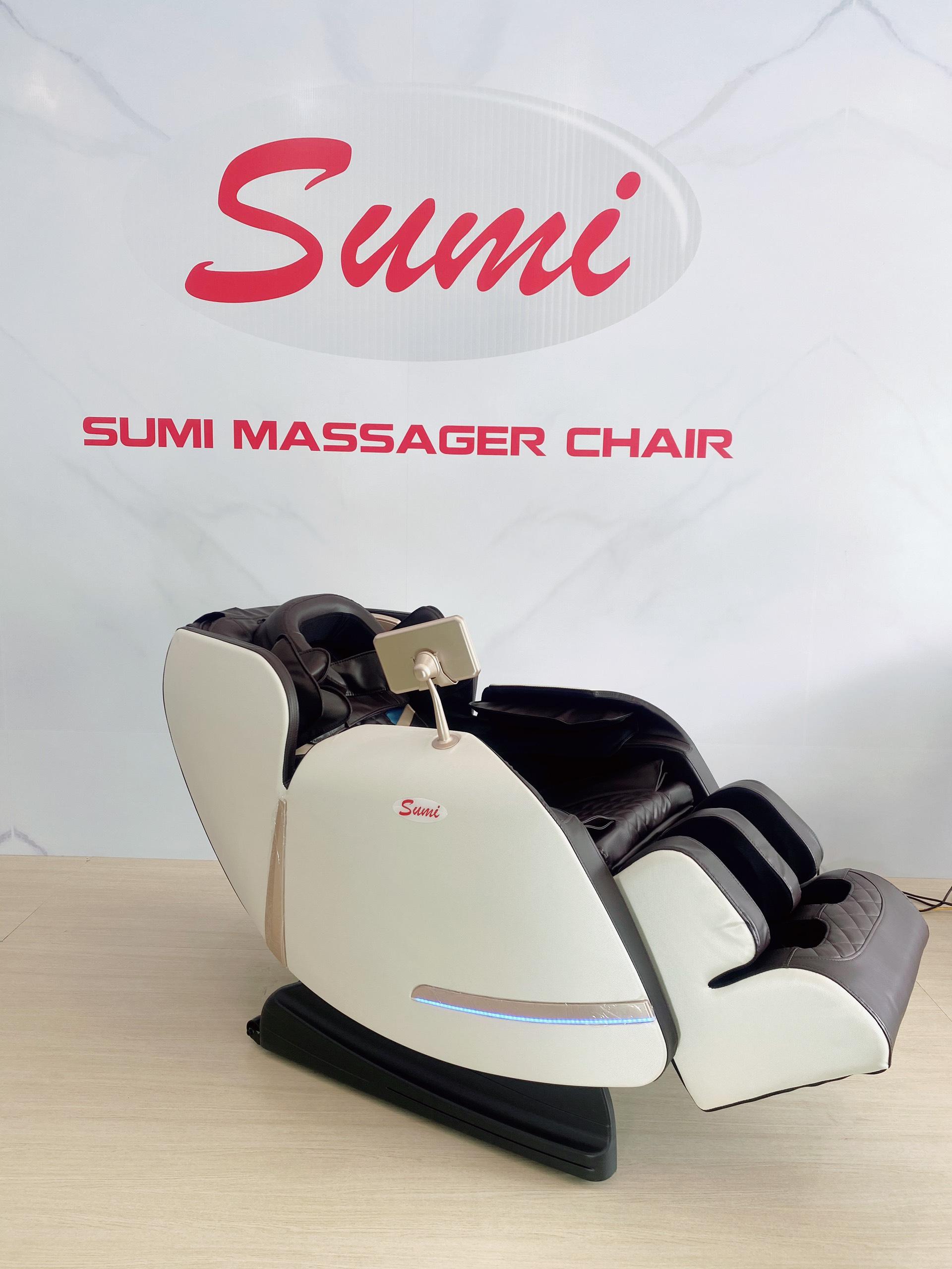 SM18 Ghế massage sang trọng đẳng cấp